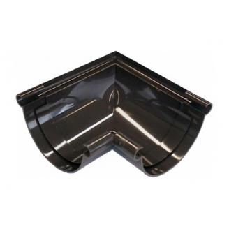Уголок желоба 90° Scala Plastics внутренний