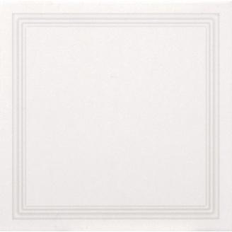 Керамічна плитка Inter Cerama ARTE для підлоги 43x43 см білий