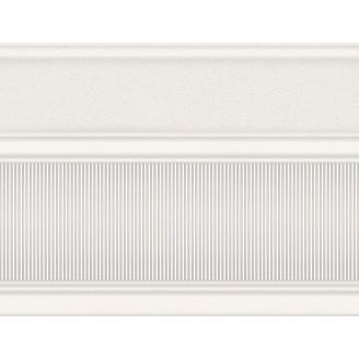Бордюр Inter Cerama ARTE 17,5x23 см белый