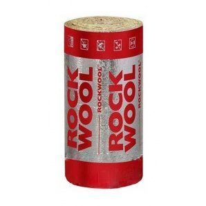 Плита из каменной ваты ROCKWOOL ProRox MA 900 ALU 5000х1000х40 мм