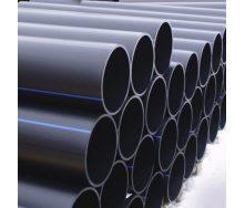 Труба Планета Пластик SDR 21 поліетиленова для холодного водопостачання 125х6 мм