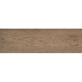 Керамическая плитка Inter Cerama MASSIMA для пола 15x50 см коричневый темный
