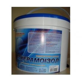 Жидкая теплоизоляция Керамоизол 1 л серая