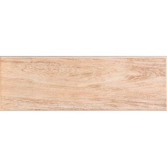 Керамическая плитка Inter Cerama MAROTTA для пола 15x50 см коричневый светлый