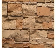 Плитка бетонная Einhorn под декоративный камень Абрау-1051 120х250х28 мм