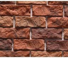 Плитка бетонная Einhorn под декоративный камень 70х210х20 мм Микс Фишт