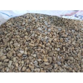 Галька речная из песчаника серая 5-20 мм