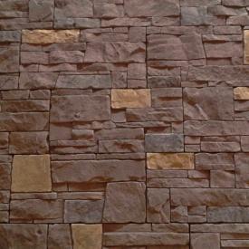 Плитка бетонна Einhorn під декоративний камінь МАРКХОТ-111 125х250х25 мм