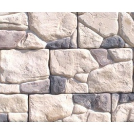 Плитка бетонная Einhorn под декоративный камень Мезмай-107 140х250х30 мм
