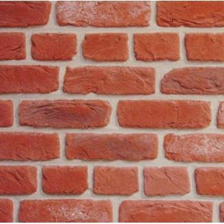 Плитка бетонна Einhorn під декоративний камінь Кенігсберг брік 36 210х65х15 мм