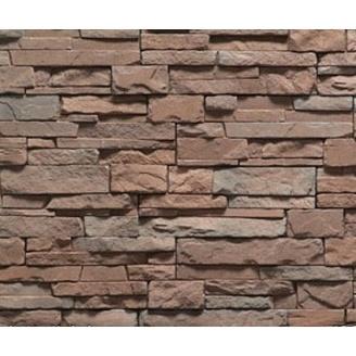 Плитка бетонная Einhorn под декоративный камень Небуг-104 100х250х25 мм