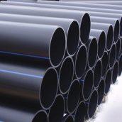Труба Планета Пластик SDR 17 полиэтиленовая для холодного водоснабжения 110х6,6 мм