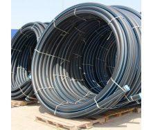 Труба Планета Пластик SDR 17 поліетиленова для холодного водопостачання 40х2,4 мм