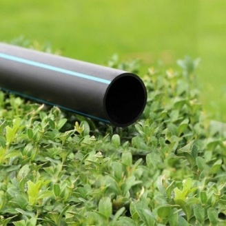 Труба Планета Пластик SDR 17 полиэтиленовая для холодного водоснабжения 90х5,4 мм