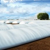 Полимерный рукав Планета Пластик Harwell для хранения зерна