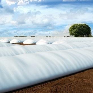 Полімерний рукав Планета Пластик Harwell для зберігання зерна