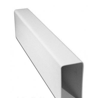 Воздуховод плоский ПВХ 60х204 мм L 1 м (620ВП1)