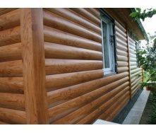 Блок-хаус для фасада сосновый