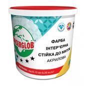 Краска Anserglob акриловая 15 кг белый