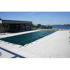 Захисне накриття для басейну Shield зелене