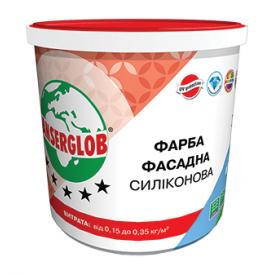 Фарба Anserglob силіконова 15 кг білий