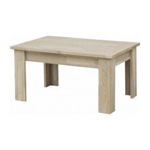 Стол журнальный Мебель-Сервис Жанет 920х475х620 мм дуб самоа