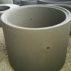 Кольцо колодца КС 15,6 1500х600 мм