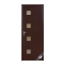 Двери межкомнатные Новый Стиль КВАДРА Модена 600х2000 мм венге