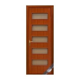 Двери межкомнатные Новый Стиль КВАДРА Дама 600х2000 мм вишня