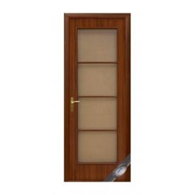 Двери межкомнатные Новый Стиль КВАДРА Виктория 600х2000 мм орех