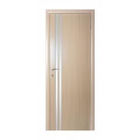 Двери межкомнатные Новый Стиль КВАДРА Вита 600х2000 мм беленый дуб