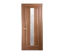 Двері міжкімнатні Новий Стиль МАЕСТРА Р Прем єра Р2 600х2000 мм золота  вільха – ціни dc115f807d5df