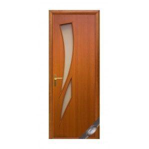 Двері міжкімнатні Новий Стиль МОДЕРН Камея 600х2000 мм вишня