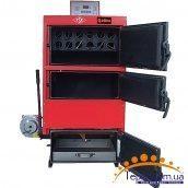 Твердопаливний котел Roda RK3G 60 з автоматикою