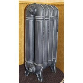 Чугунный радиатор Retrostyle PRESTON 189 Вт 730х225х80 мм