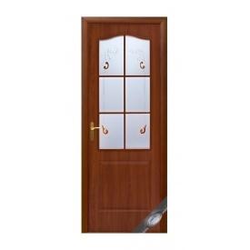 Двери межкомнатные Новый Стиль ФОРТИС Р B 600х2000 мм ольха