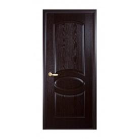 Двери межкомнатные Новый Стиль ФОРТИС DeLuxe R 600х2000 мм венге