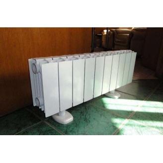 Биметаллический радиатор Tianrun RONDO 150 95 Вт 72х120х237 мм