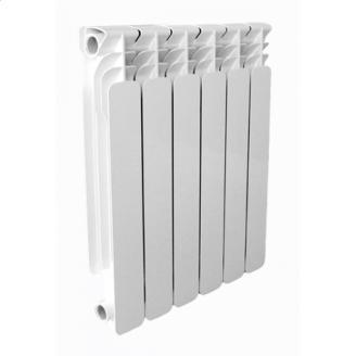 Биметаллический радиатор Hertz 500/80 170 Вт 80х80х560 мм
