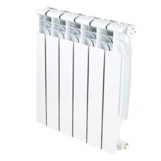 Алюминиевый радиатор Tianrun TLF 500 195 Вт 80х78х572 мм