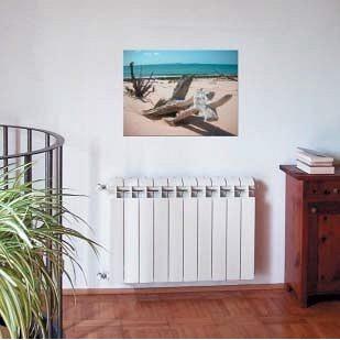 Биметаллический радиатор GLOBAL Style Plus 350 80х95х425 мм
