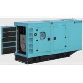 Дизельний генератор 94 кВА з двигуном VOLVO PENTA в шумозахисному кожусі ETT-95V