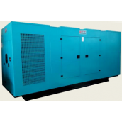 Дизельний генератор 880 кВА з двигуном PERKINS в шумозахисному кожусі ETT-900P