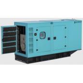Дизельный генератор 250 кВА с двигателем PERKINS в шумозащитном кожухе ETT-250P