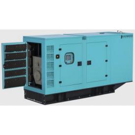 Дизельный генератор 94 кВА с двигателем VOLVO PENTA в шумозащитном кожухе ETT-95V