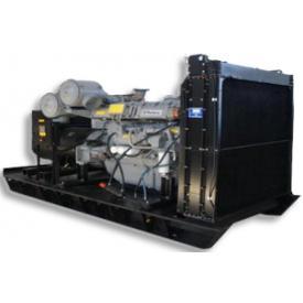 Дизельный генератор 880 кВА с двигателем PERKINS в открытом исполнении с АВР ETT-900P