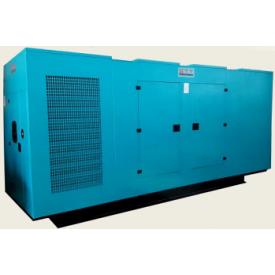 Дизельный генератор 850 кВА с двигателем MITSUBISHI в шумозащитном кожухе с АВР ETT-850M