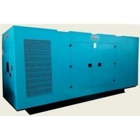 Дизельный генератор 430 кВА с двигателем DOOSAN в шумозащитном кожухе с АВР ETT-430D