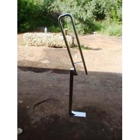 Поручні для інвалідів Тріумф Захід з нержавіючої сталі