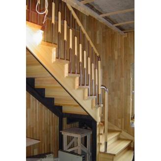 Ступеньки для лестницы под зашивку Триумф Запад деревянные